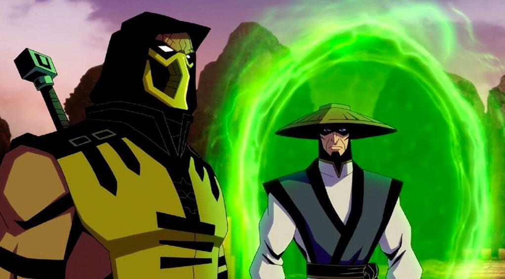 Escena de Mortal Kombat Leyendas: la Batalla de los Reinos