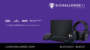 Anuncio del Logitech G Challenge 2021