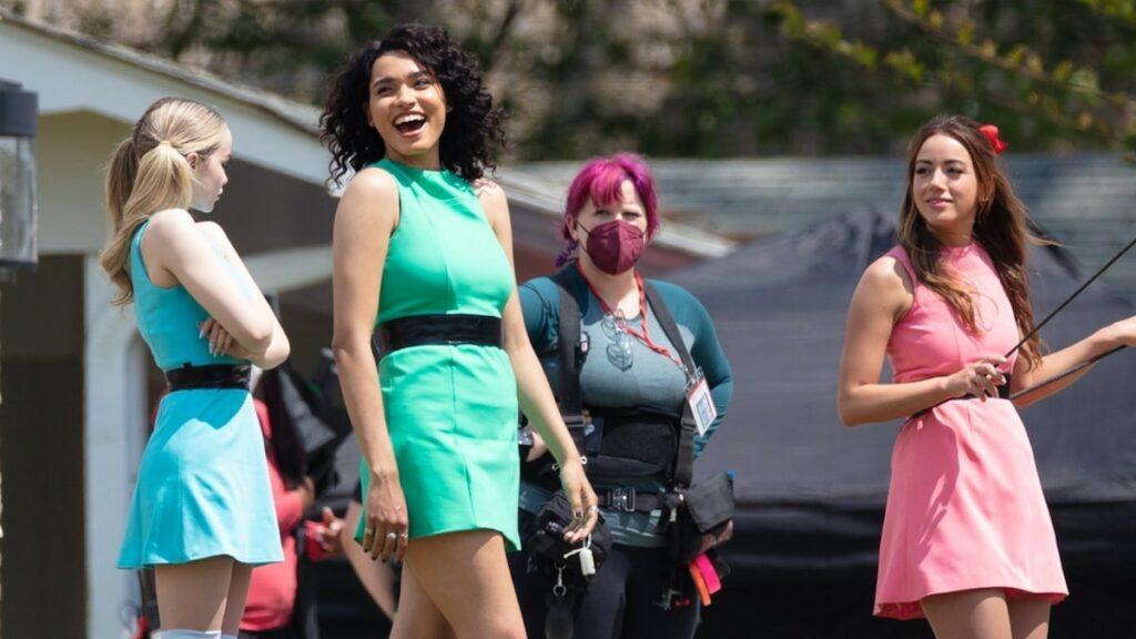 Elenco de las Chicas Superpoderosas
