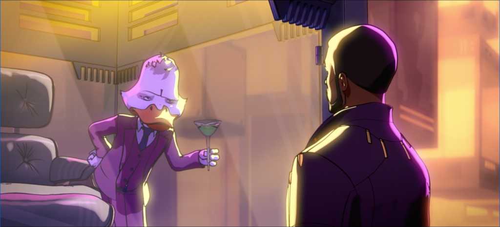 What If T'Challa Howard the Duck