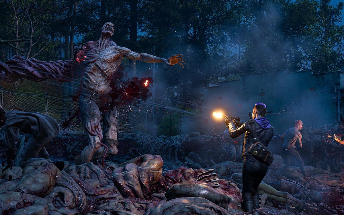 Escena de Back 4 Blood