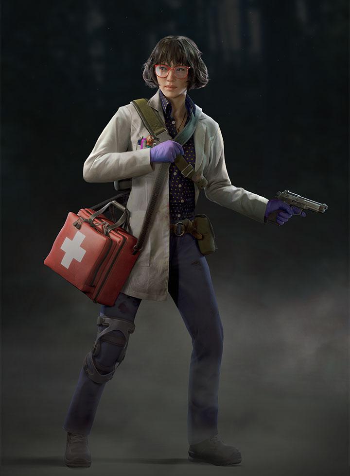Doc en Back 4 Blood