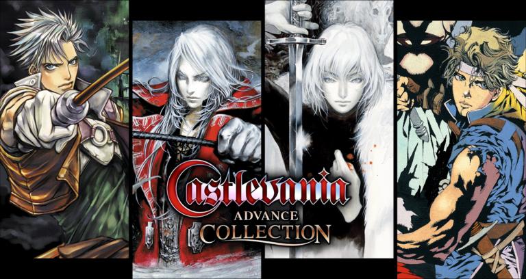 Castlevania Advanced Collection