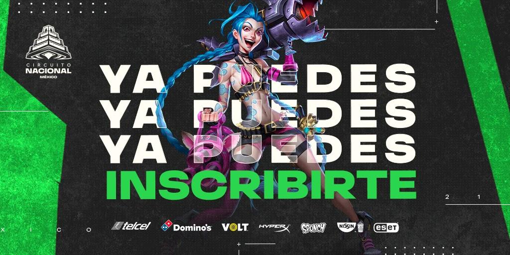 Circuito Nacional México de League of Legends