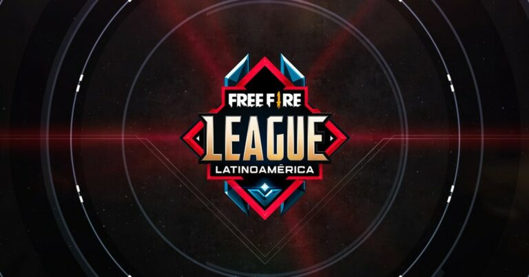 Portada de Free Fire League Latinoamérica