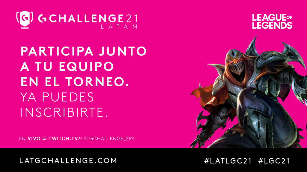 Logitech G Challenge LOL