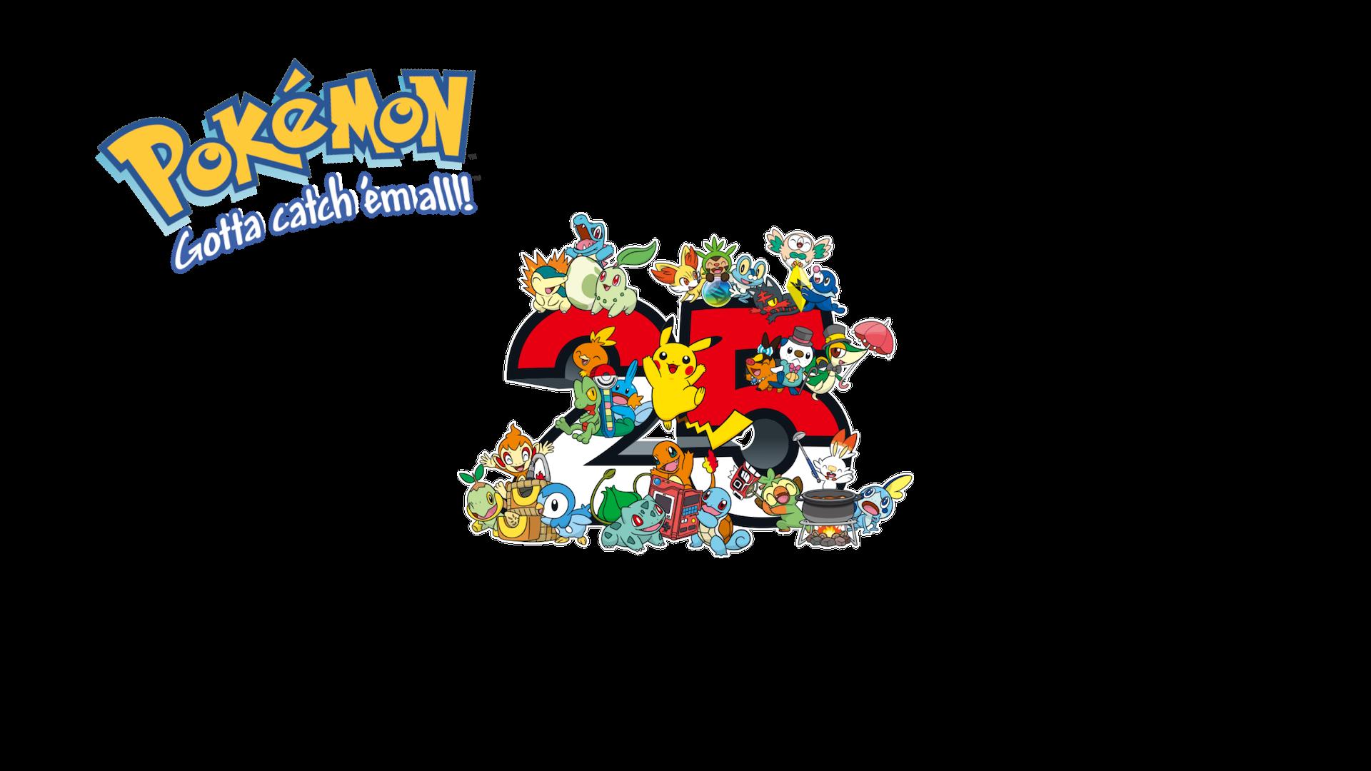 Personajes de Evoluciones Pokémon
