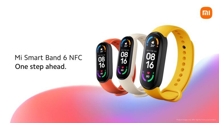 Mi Smart Band 6 NFC