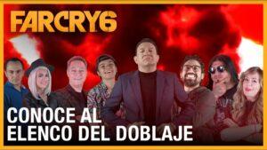 Actores de doblaje de Far Cry 6