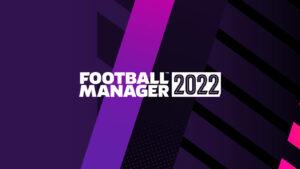 Portada de Football Manager 2022