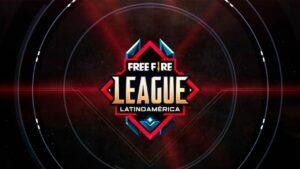 Logo de la Free Fire League Latam