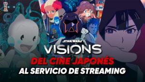 Portada de Star Wars: Visions
